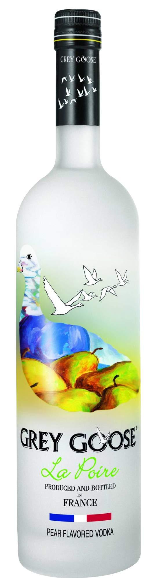 Grey Goose Vodka La Poire 80 Proof, 750 ml