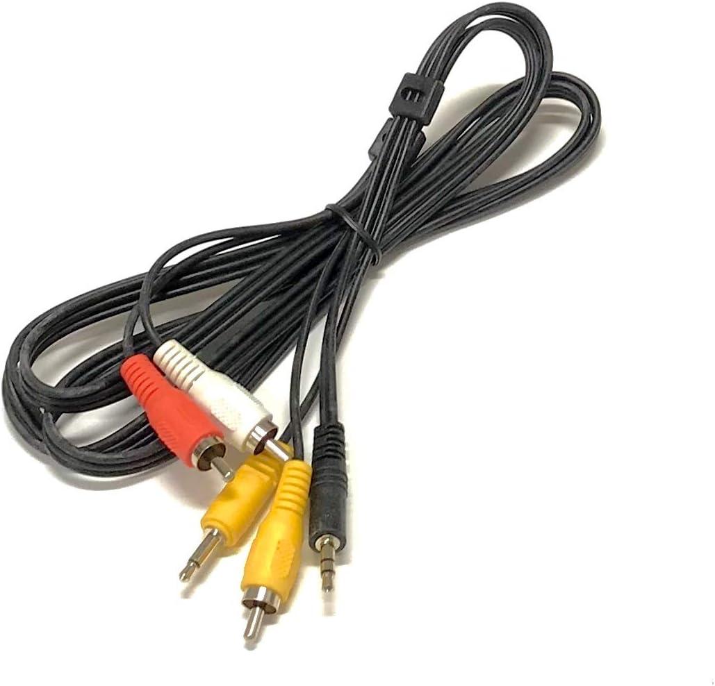 DVP-FX930 DVPFX750//W OEM Sony Audio Video AV Cord Cable Originally for Sony DVPFX930 DVPFX850 DVP-FX850 DVP-FX750//W