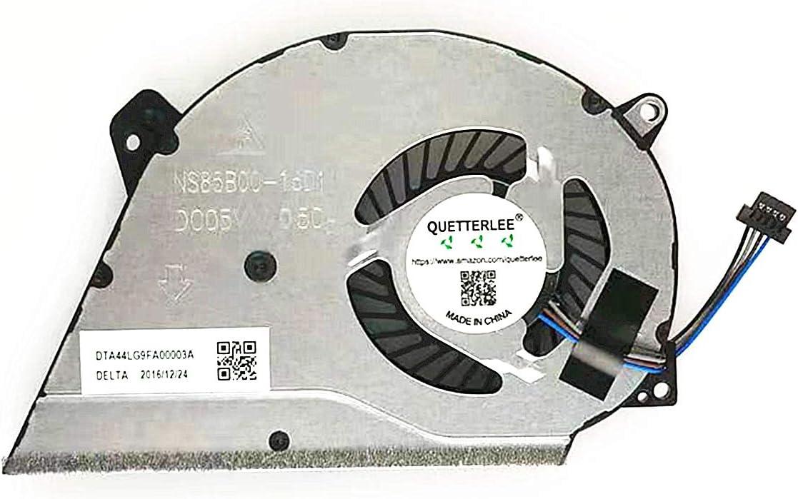 CPU Cooling Fan for HP Pavilion 14-AL015NA 14-al125TX 14-ALl126TX 856206-001 Fan