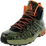 Nike Men's Zoom MW Posite Black/Total Orange/Bmb/Lgn Green Boot 7 Men US