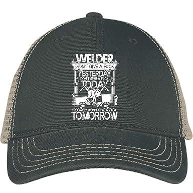 612af7ad556 Cool Welder Hat