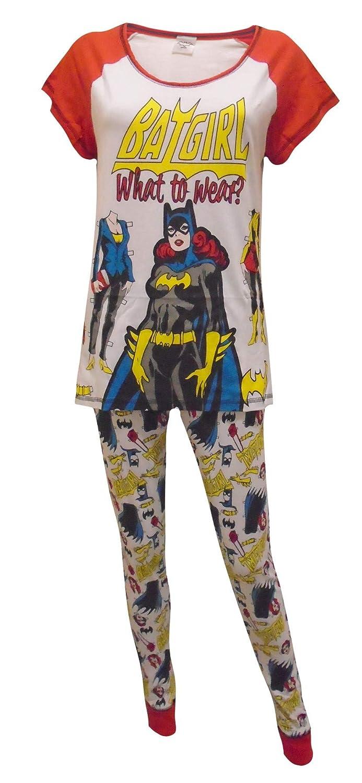 Clothes DC Comics Mesdames Pajamas Batgirl qSVpGMLUz