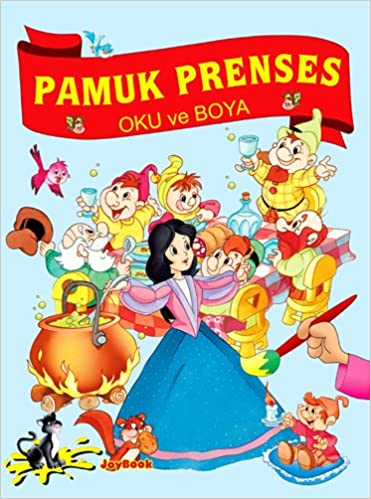 Pamuk Prenses Oku Ve Boya Kolektif 9786051004976 Amazon Com