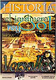 ANDRE LE NOTRE EL JARDINERO DEL REY SOL HISTORIA 16