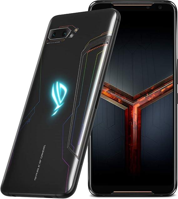 ASUS ROG Phone 2 Glossy Black Libre: Amazon.es: Electrónica
