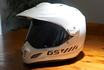 La Choza Pixel gs00043b casco gráfica BMW GS Chevron reflectante para casco Arai XD4 – negro