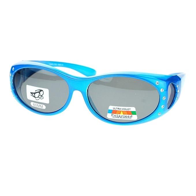 Amazon.com: Womens – Gafas Colocar Sobre polarizadas ...