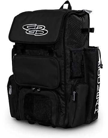 fd71e95410a3 Boombah Rolling Superpack Baseball Softball Gear Bag - 23-1 2