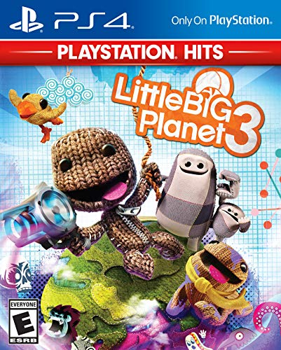 Little Big Planet 3 PlayStation 4 3000281/3003539