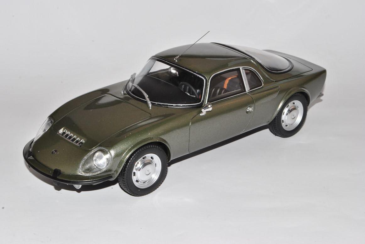 Otto Matra Djet Coupe Gr/ün Grau Nr 107 1//18 Modell Auto mit individiuellem Wunschkennzeichen