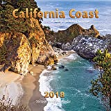 California Coast Calendar 2018