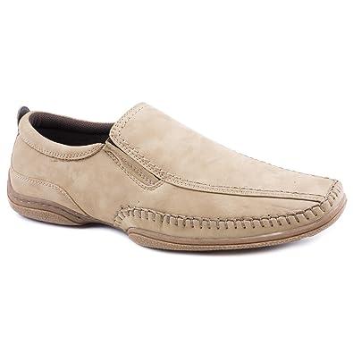 941077b52d84 Mens Emilio Luca X Butler Beige Leisure Shoes Size 12  Amazon.co.uk ...