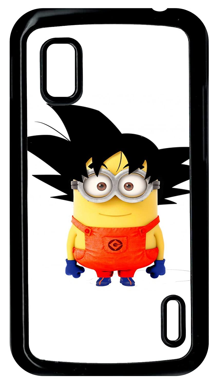Carcasa Google Nexus 4 Minion Dragon Ball Z: Amazon.es ...