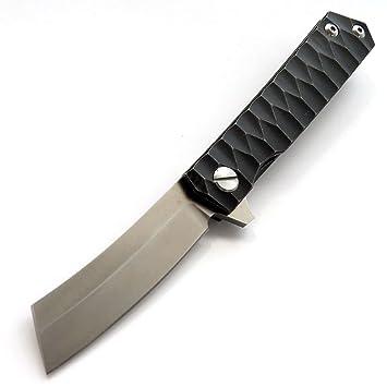 Amazon.com: Eafengrow EF97 cuchillo de bolsillo plegable ...