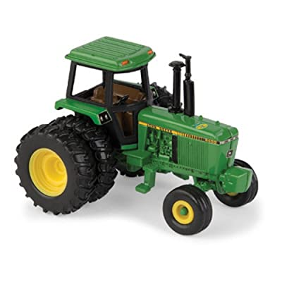 TOMY John Deere 1/64 4450 Tractor with FFA Logo: Toys & Games