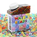 Water Beads, Calans 50000 Pcs Water Gel Beads Pearls for Vase Filler, Wedding Centerpiece, Home Decoration, Plants, Toys.