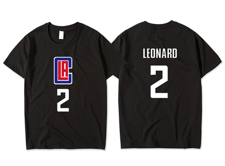 WWWJ Clipp # 2 Leonard # 13 George Baloncesto Jersey, Camiseta de ...