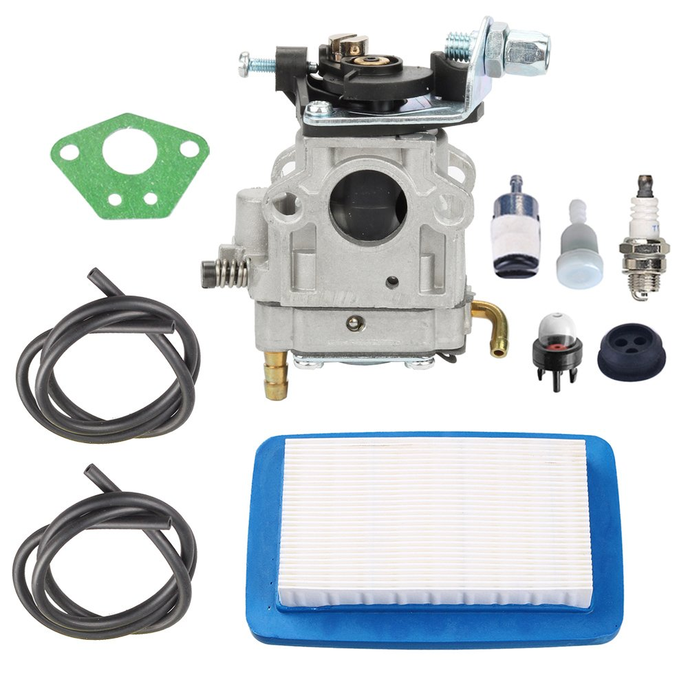 Panari A021003941 Carburetor + Tune Up Kit Air Filter for ECHO PB770 PB770H PB770T Leaf Blower