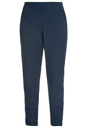 Wählen Sie für authentisch neuer Stil wie man serch GINA LAURA Damen Hose Schlupfhose, Taschen, Gummibund: GINA ...