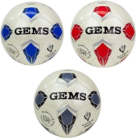 Balón de fútbol Gems Viper olímpicas tamaño 5 rebote normal ...