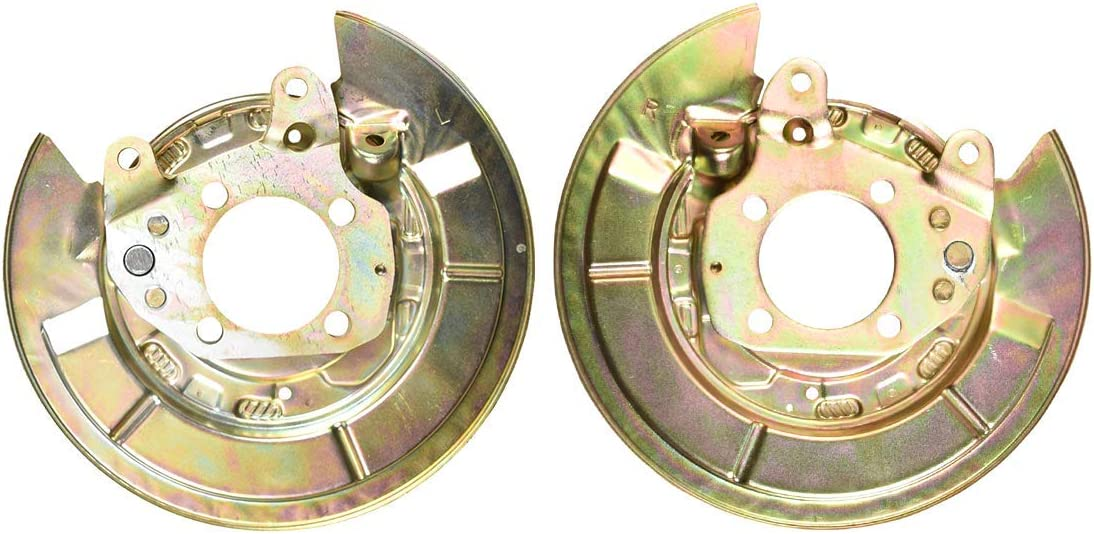 New Parking Plate Brake Rear Disc Cover Left Right Side 46504 0F010 46503 0F010
