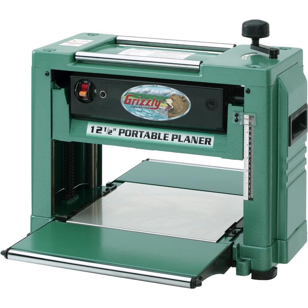Grizzly G0505 12-1/2-Inch Planer Review