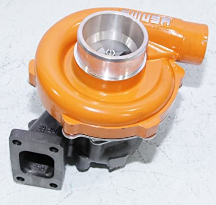 T3/T4 Hybrid Turbo Charger .50 A/R Comp .63 A/
