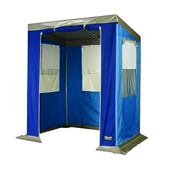 bertoni tenda cucinotto veranda campeggio 150x170xh195 3 finestre camper pic100