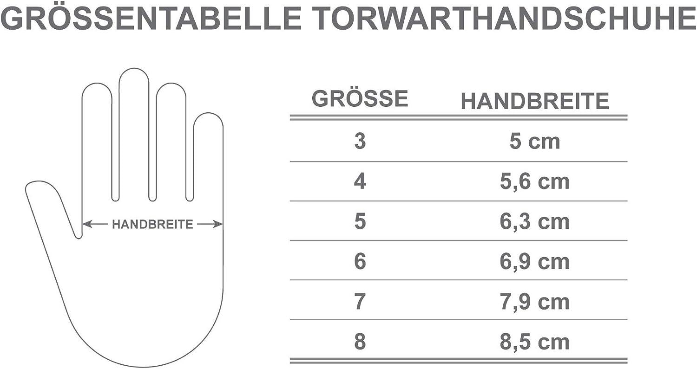 deutsche Markenqualit/ät JAKO Fussball Torwarthandschuhe Kinder alle Gr/ö/ßen hoher unterschiedlichen Farben