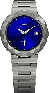 Jowissa Soletta Women's Royal Blue Dial Casual Watch Stainless Steel Strap - J1.175L