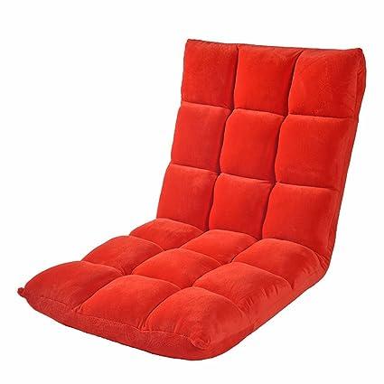 Amazon.com: Wei Hong Home Lazy Couch Tatami - Sofá tumbona ...