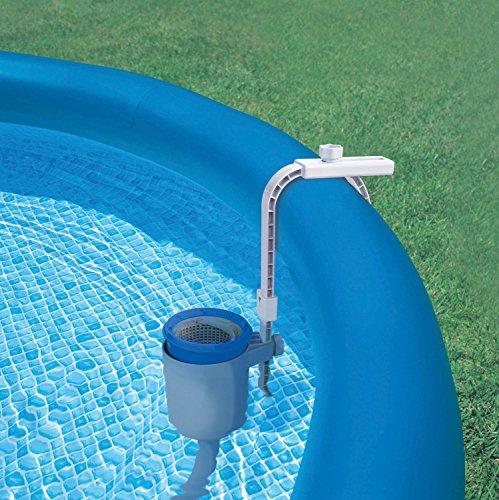 Kokido SKIMBI Floating Surface Skimmer for Intex & Inflatable Pools | K074CBX (Ground Skimmer)