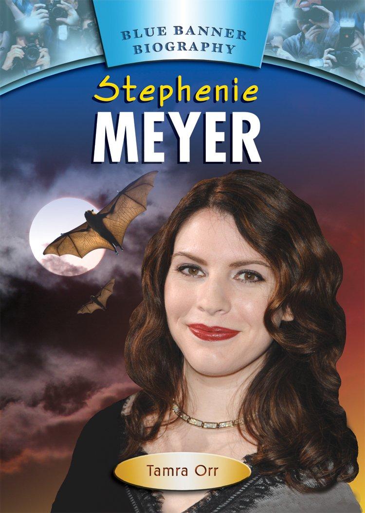 Download Stephenie Meyer (Blue Banner Biographies) (Blue Banner Biography) pdf epub