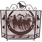 Ll Home Metal Horse Fire Screen Review