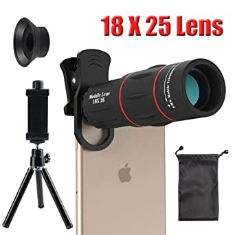 Review 18X Cell Phone Camera