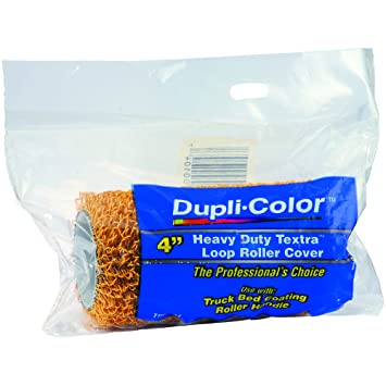 Dupli-Color ETRC104A0 Truck Bed Coating Replacement Roller Cover - 1 each -  0 25 oz