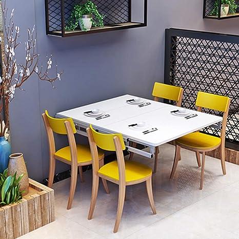 Amazon.com: Love-zhuozi - Mesa plegable de pared para ...