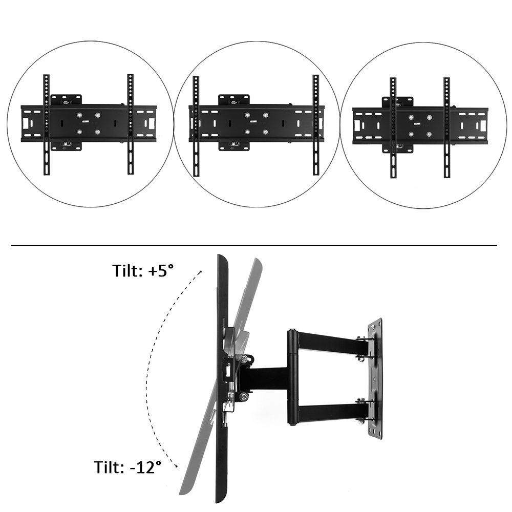 245d8932461 Sunydeal Swivel Motion Mount Bracket. Category  Electronics   Accessories    Supplies   Audio   Video Accessories   TV Accessories   Parts   TV Ceiling  ...