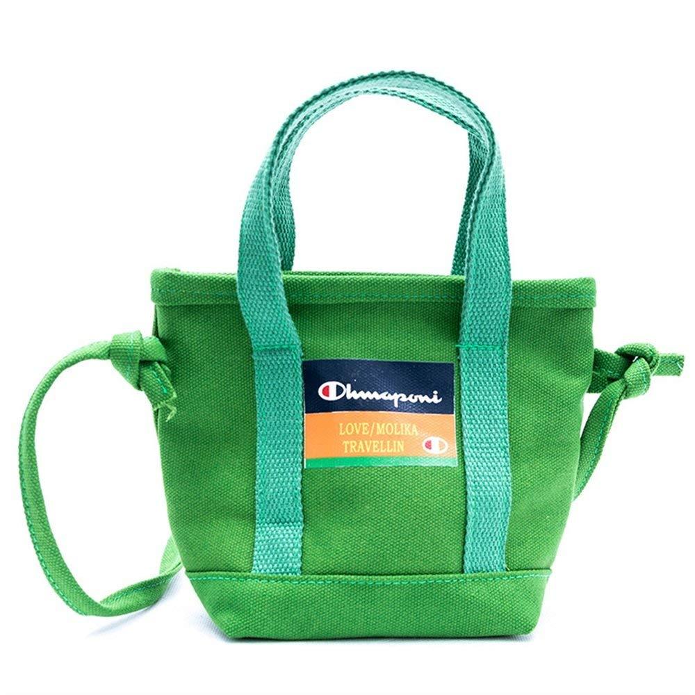 EMILF Home Handtasche Umhängetasche Alphabet Spielzeug Rucksack Exquisite Lunch Decor & Storage Tragbare Kinder (Grün) B07LBLBLJG Kinderruckscke Wertvolle Boutique