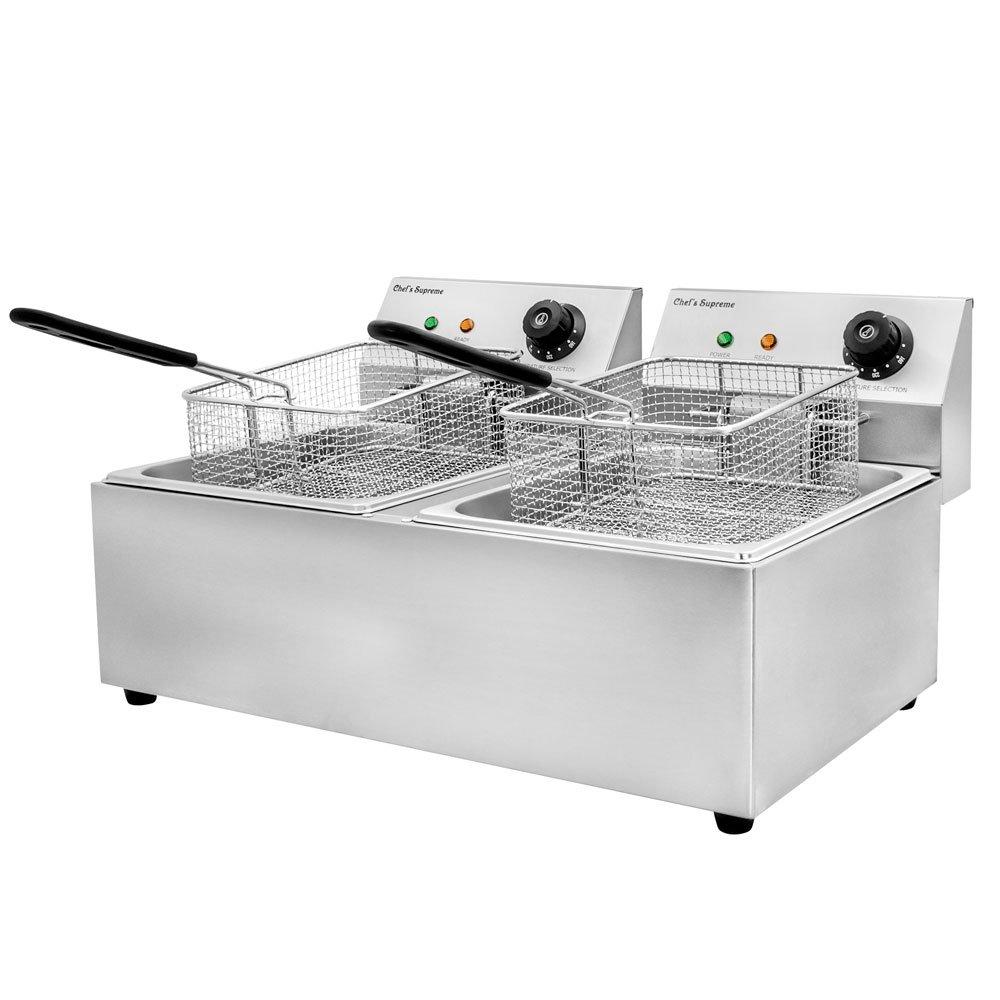 Amazon.com: Chef s Supreme – 220 V 20 libras. Countertop ...