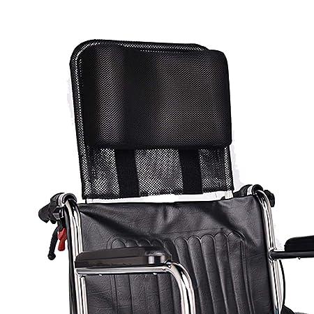 Cojín para reposacabezas de silla de ruedas, acolchado, para adultos, portátil, accesorio para silla de ruedas ajustable de 40 a 50 cm, ...