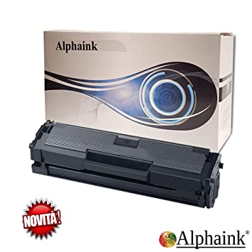 Tóner de producción Alphaink Compatible con Samsung MLT-D111 ...