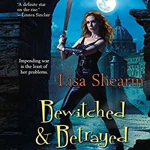 Bewitched & Betrayed Audiobook