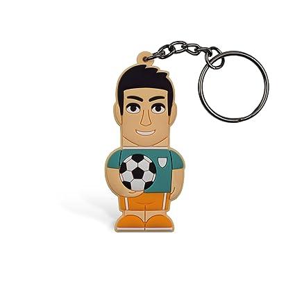 Futbolista llavero, Wannabe, llavero, llavero hombre, ideal ...