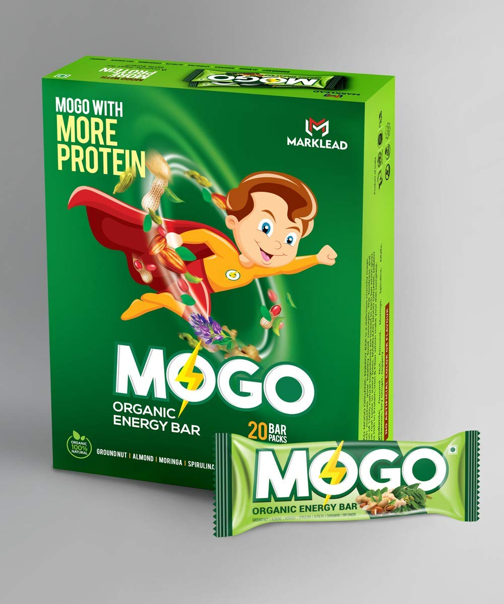 Jeffry : Mogo Moringa Organic Energy Bar
