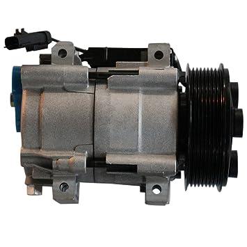 Nueva a/c compresor & embrague 68182/55111411 Ah para 06 – 10 Dodge