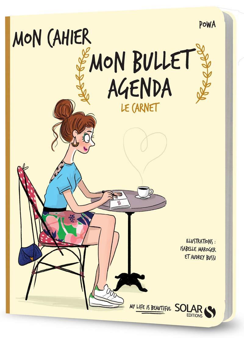 Mon cahier Mon bullet agenda : Le carnet: 9782263152474 ...