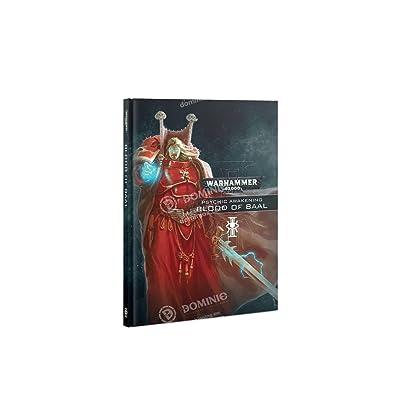 Games Workshop Warhammer 40,000 Psychic Awakenings: Blood of Baal: Toys & Games