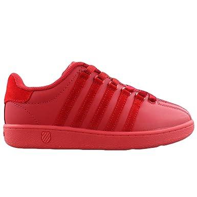 K-Swiss Kids Velvet Red