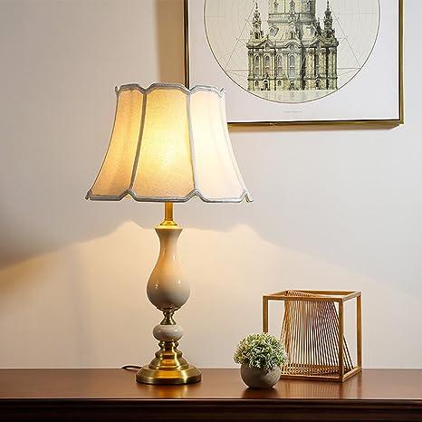 Lampe Bureau Cuivre Simple Moderne Mariage Chambre Chambre